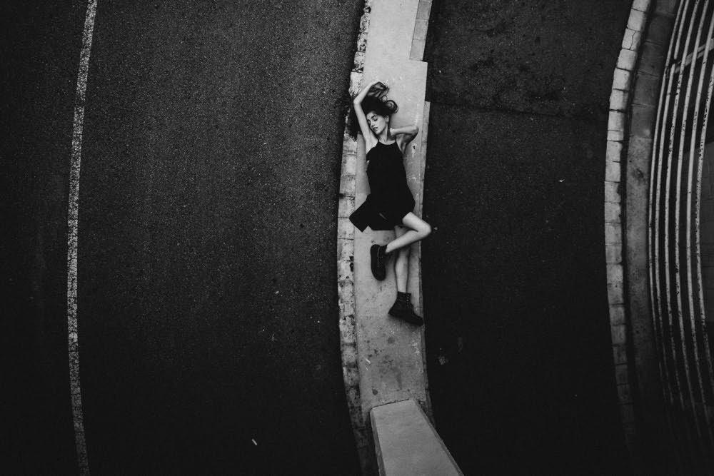 Fotógrafo blanco y negro Barcelona