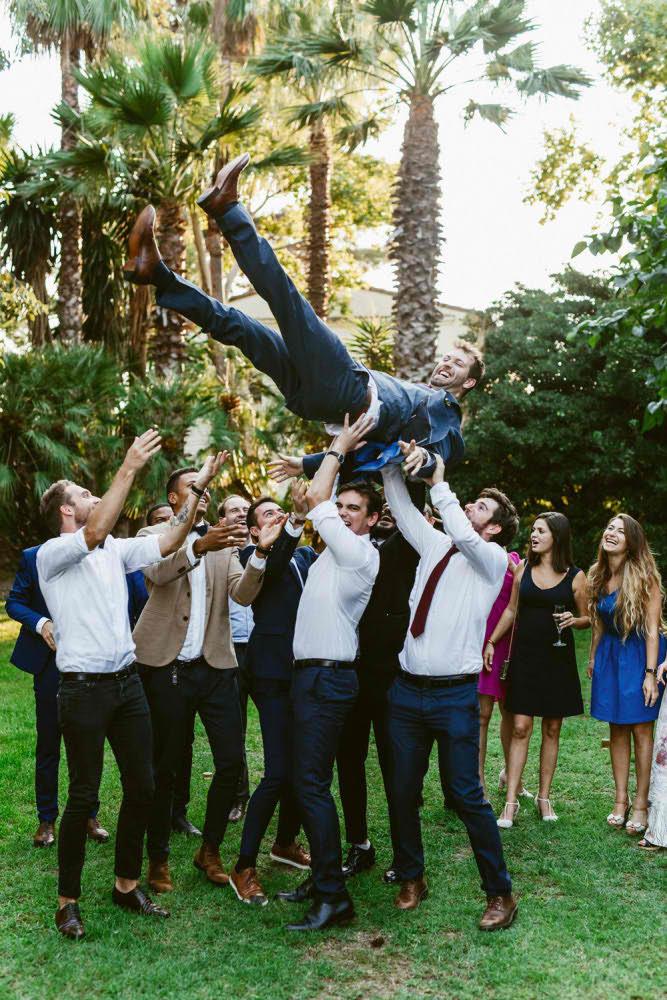 sesion de fotos profesional boda en barcelona