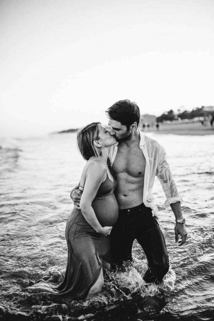 fotografia profesional de embarazo barcelona