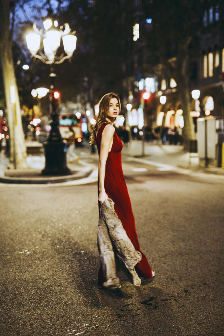 Fashion Photoshoot in Barcelona