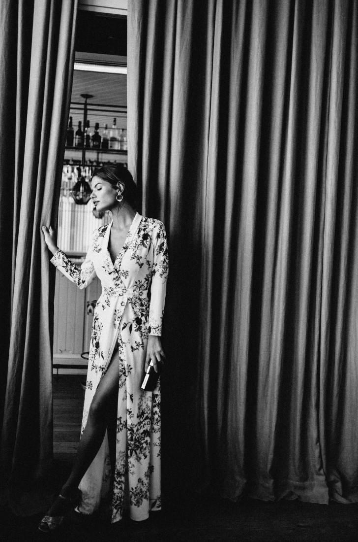 fotografia de moda blanco y negro barcelona