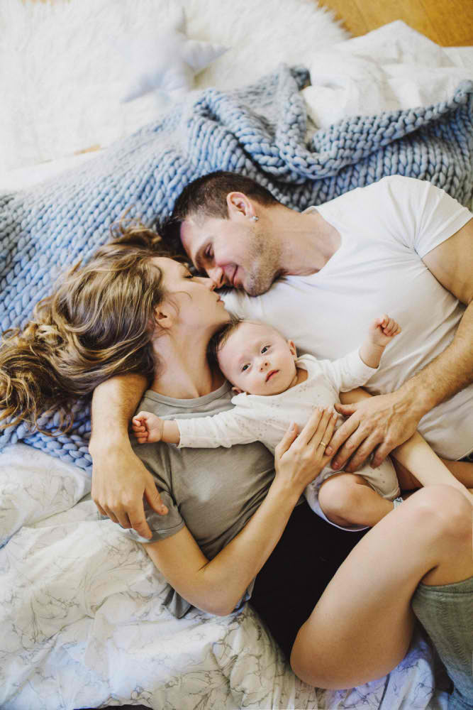 Семейный Фотограф и семейные снимки ДОМА