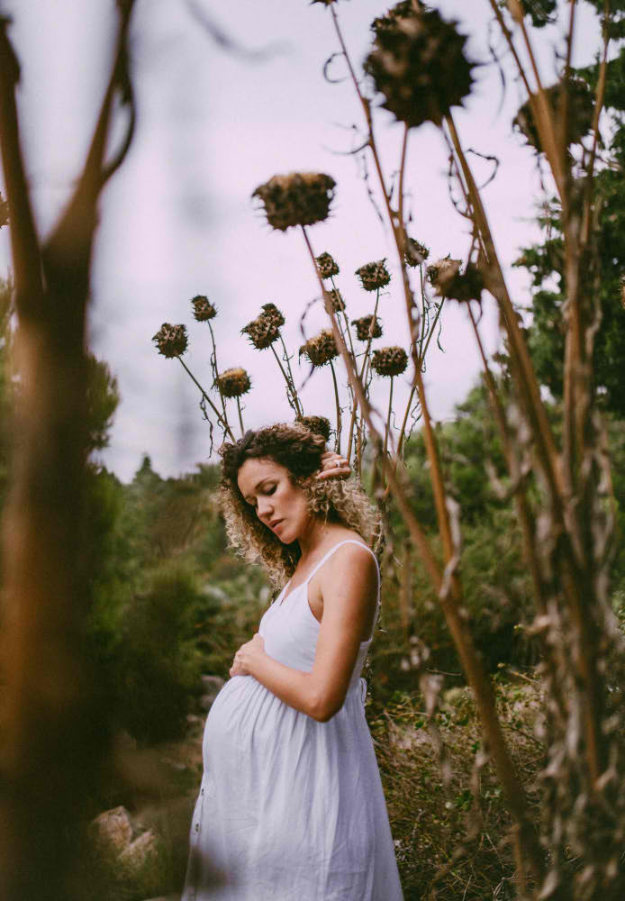 Профессиональная Фотография Беременности