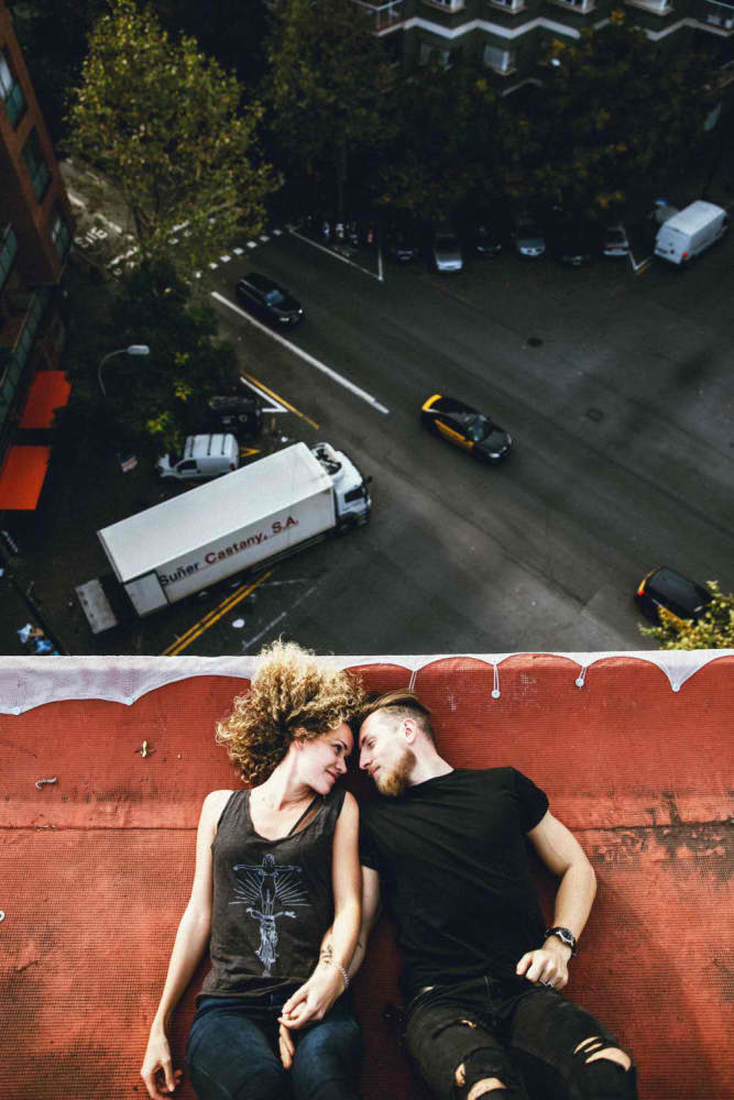 sesion de fotos amor en barcelona