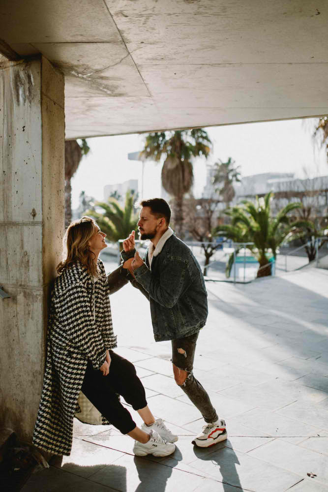 Photographer for Couples in Barcelona