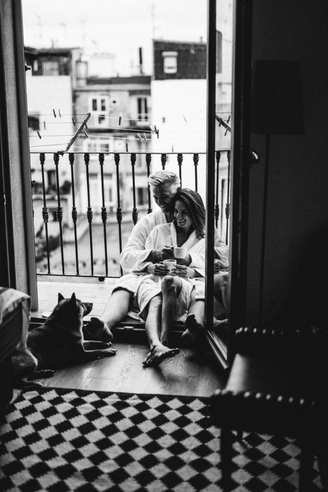 Photography for Couples in Barcelona