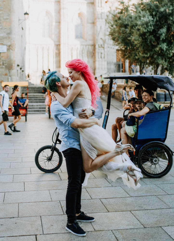 Photoshoot for Couples Barcelona