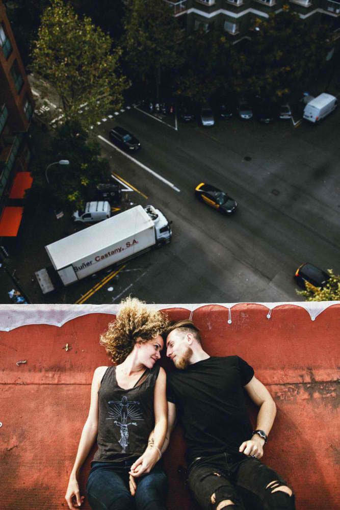 Photoshoot Love in Barcelona