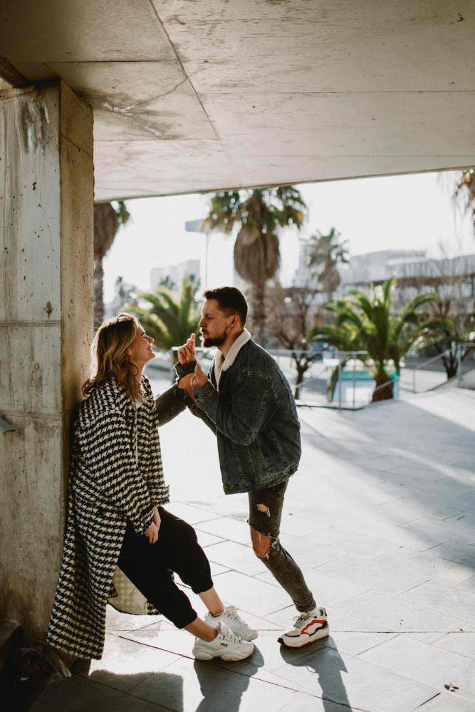 Фотограф для пар в Барселоне