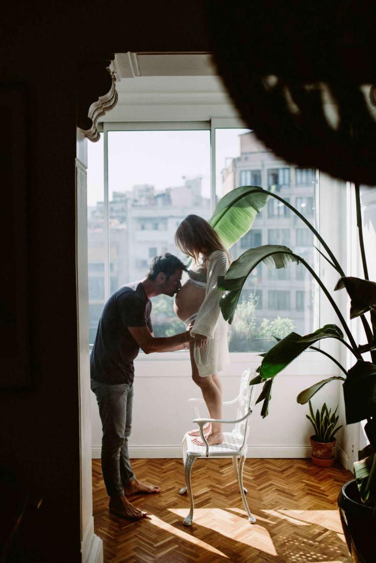 Maternity Photographer in Barcelona