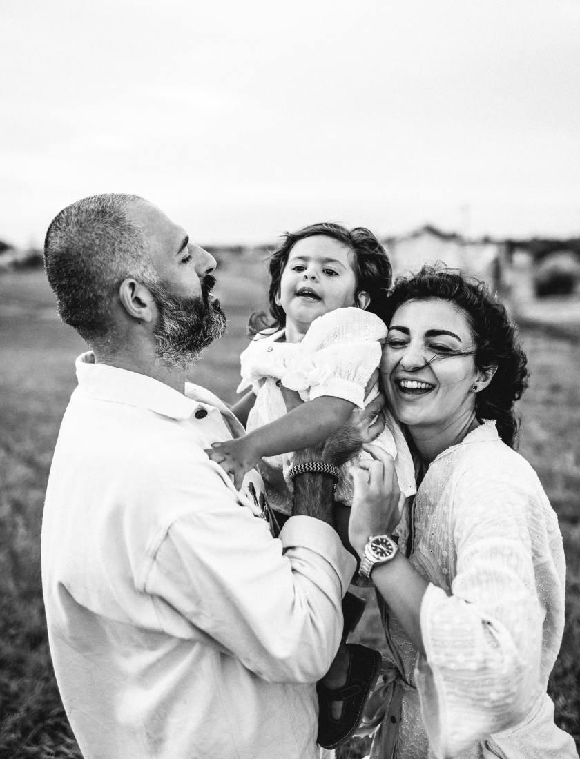Фото Семейный Портрет Барселона
