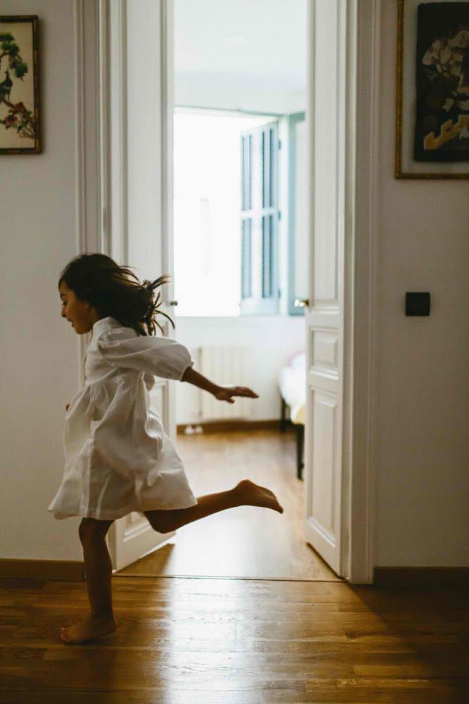 Детская Фотосессия Дома Барселона