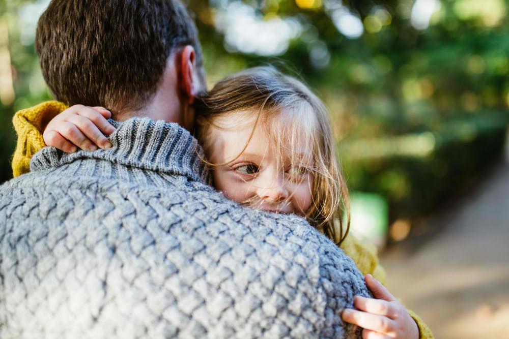 Фото Дочь и Папа в Парке Барса