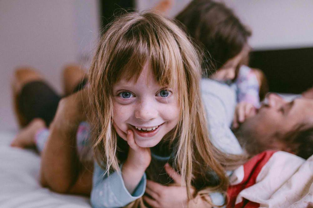 Портрет Ребёнка Барселона