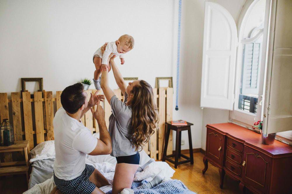 Профессиональная Детская Фотосессия Дома