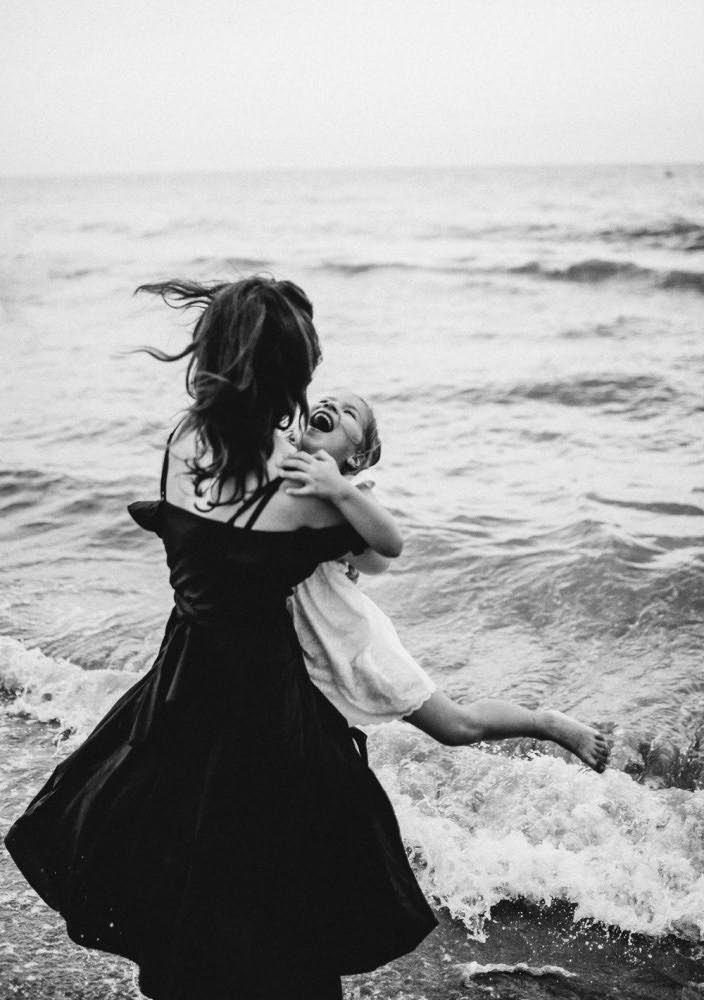 Семейная Фотосессия на Пляже Барселона