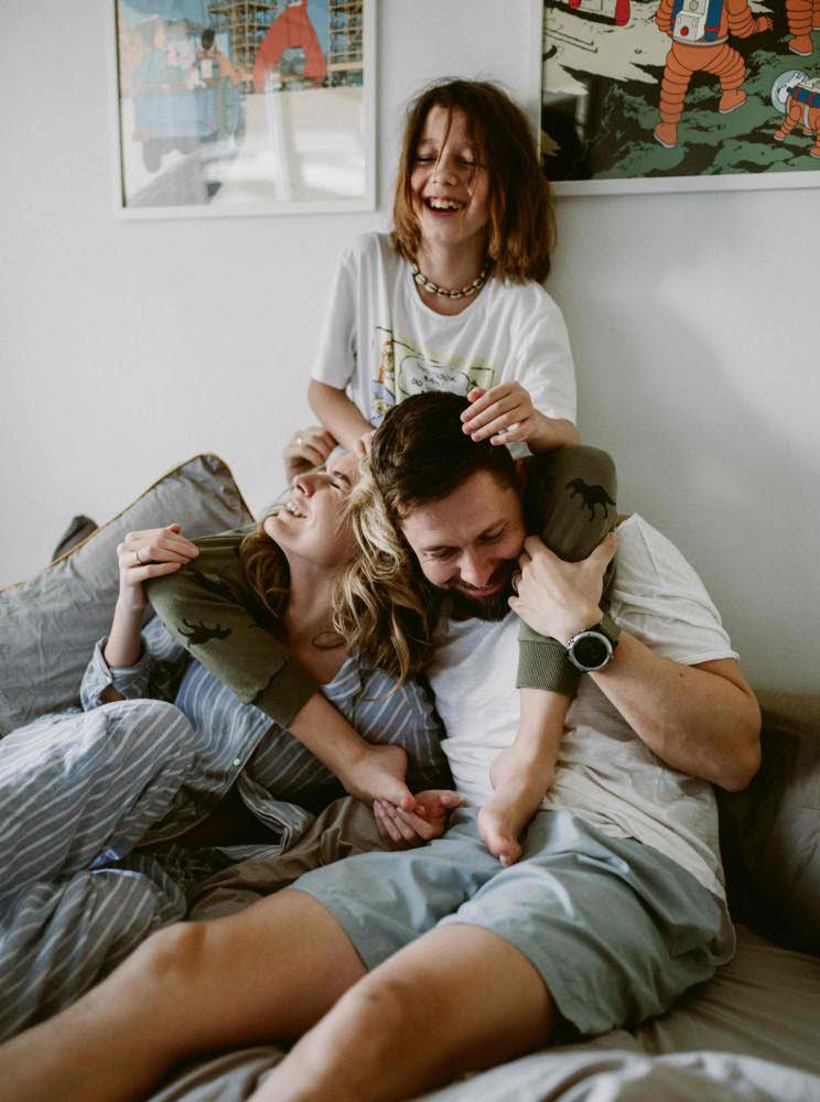Семейная Фотосессия Барселона