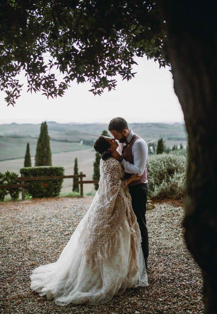 Профессиональная Свадебная Фотосессия в Барселоне