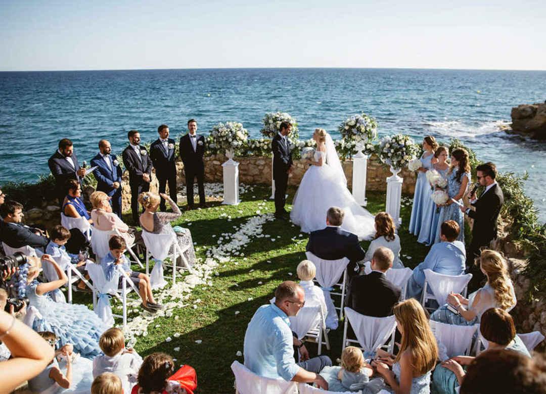 Стоимость свадебного фотографа в барселоне
